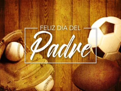 FATHERS DAY HOBBIES DAD 2 MOTION - SPANISH