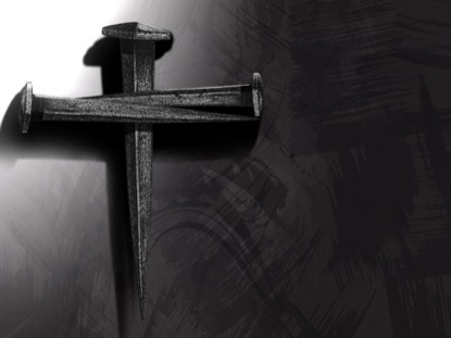 FOR OUR SINS CROSS MOTION