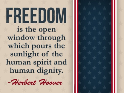 FREEDOM QUOTES MOTION 1