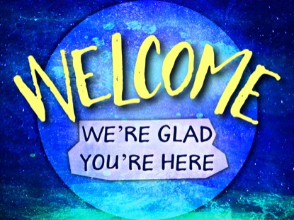 FUN GALAXY WELCOME MOTION