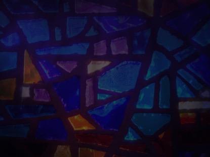 GLASS MOSAIC MOTION 2