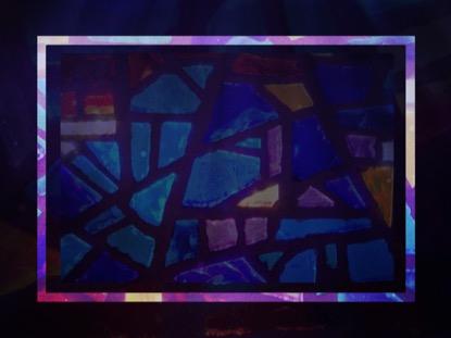 GLASS MOSAIC MOTION 3