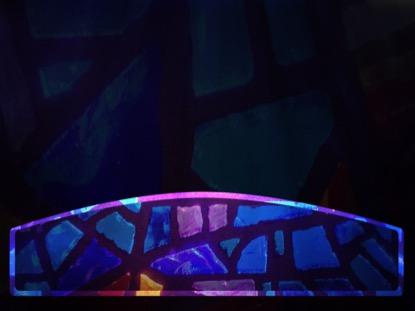 GLASS MOSAIC MOTION 4