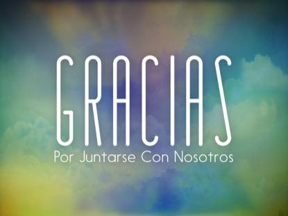 HEALING SPIRIT CLOSING 2 MOTION - SPANISH