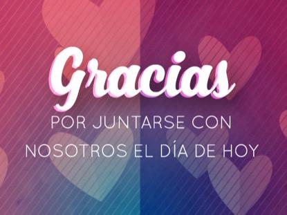 HEARTFELT LOVE CLOSING MOTION - SPANISH