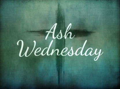 HIS SACRIFICE ASH WEDNESDAY MOTION