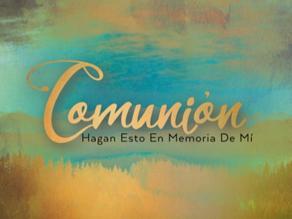 INSPIRING NATURE COMMUNION MOTION - SPANISH