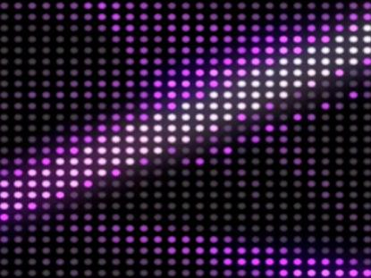 LED LINES PURPLE
