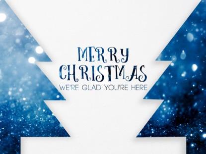 MERRY EVERGREENS CHRISTMAS 1 MOTION