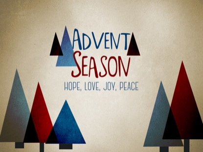MODERN CHRISTMAS ADVENT MOTION