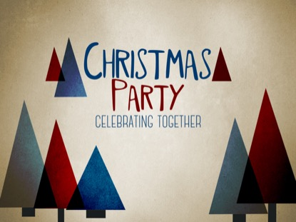 MODERN CHRISTMAS PARTY MOTION