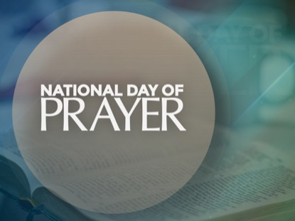 NATIONAL PRAYER BIBLE BLUE 1 MOTION