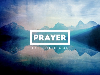 NATURE TALKS PRAYER 1 MOTION