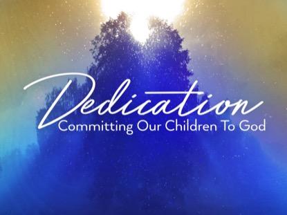 ONLY CHRIST DEDICATION MOTION