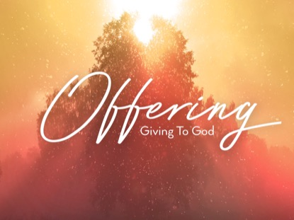 ONLY CHRIST OFFERING MOTION