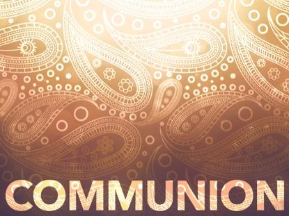 PAISLEY COMMUNION MOTION