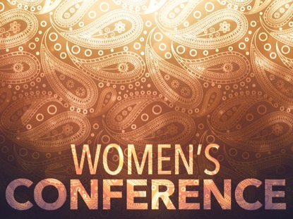 PAISLEY WOMENS CONFERENCE MOTION