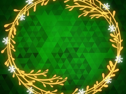 PEACEFUL ADVENT GREEN 2 MOTION