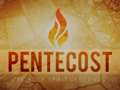 PENTECOST FIRE 1 MOTION