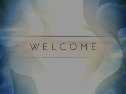 PENTECOST WELCOME MOTION