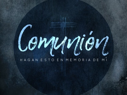 QUIET LENT COMMUNION MOTION - SPANISH