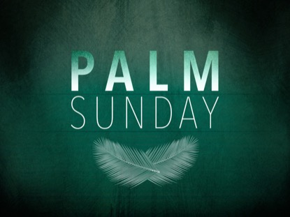 REDEMPTION PALM SUNDAY MOTION