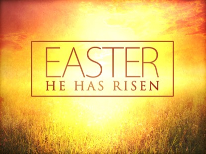 RISEN EASTER 1 MOTION