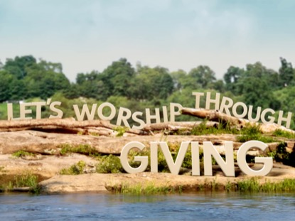 RIVER ROCK TITHING MOTION