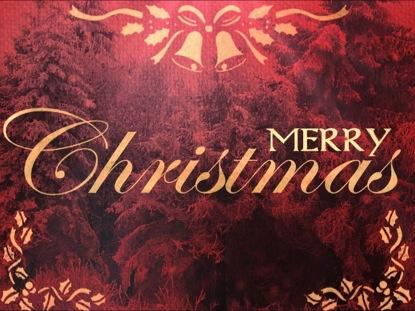 RUBY CHRISTMAS MERRY CHRISTMAS