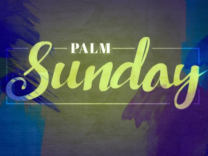 SANCTIFIED LAMB PALM SUNDAY MOTION