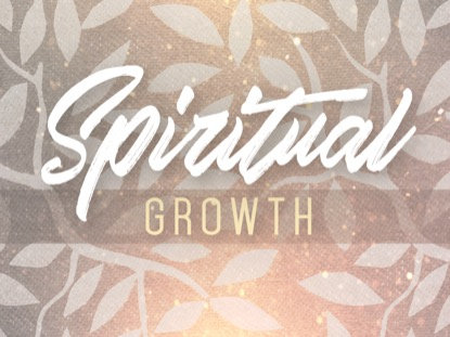 SEASONAL DISPLAY SPIRITUAL GROWTH MOTION