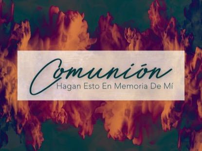 SPIRIT OF PENTECOST COMMUNION MOTION - SPANSIH