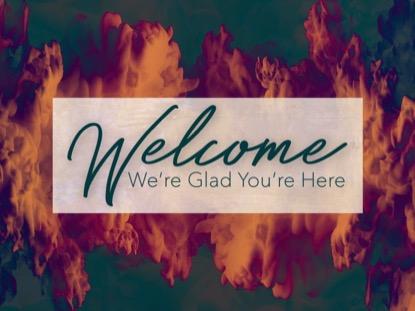 SPIRIT OF PENTECOST WELCOME MOTION