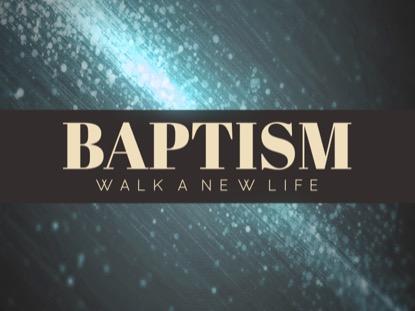 STARDUST BAPTISM MOTION
