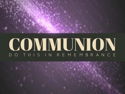 STARDUST COMMUNION MOTION