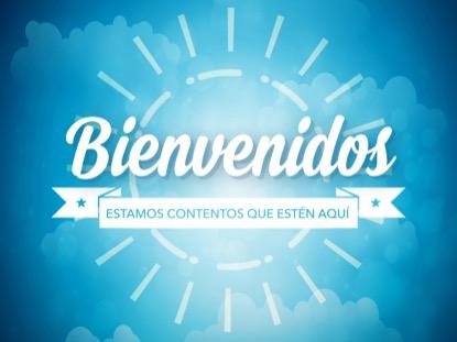 SUMMER FUN WELCOME MOTION - SPANISH