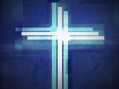 THREE CROSSES BLUE 1 MOTION