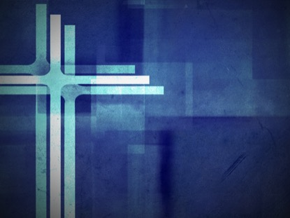 THREE CROSSES BLUE 4 MOTION