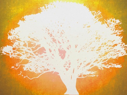 TREE OF LIFE ORANGE 2 MOTION