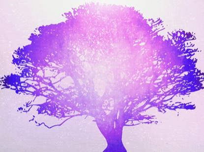 TREE OF LIFE PURPLE 1 MOTION