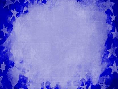 USA HOLIDAY GRUNGE BLUE 2 MOTION
