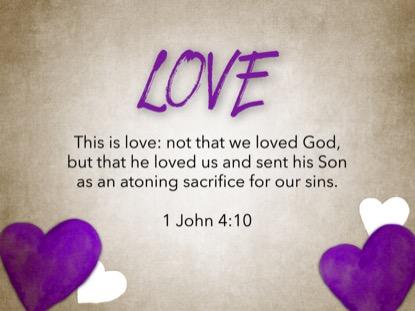 VALENTINES HEARTS 1 JOHN MOTION