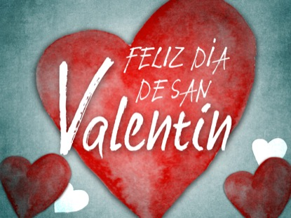 VALENTINES HEARTS HOLIDAY MOTION - SPANISH