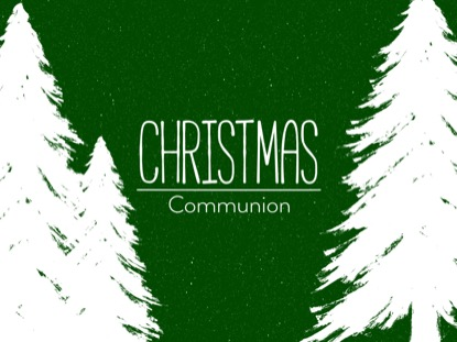 WINTER SPRUCE COMMUNION MOTION