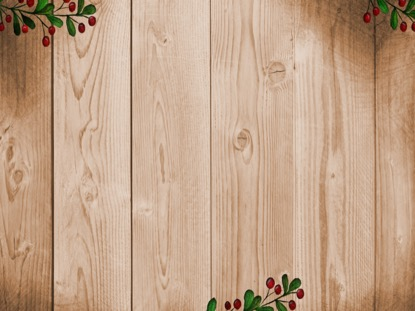 WOODEN CHRISTMAS 3 MOTION