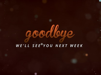FALL GOODBYE
