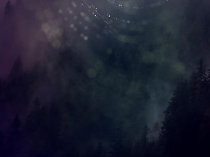MOUNTAINS PURPLE