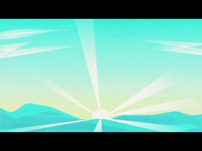 EASTER SUN RAYS LOOP