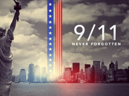 911 NEVER FORGOTTEN