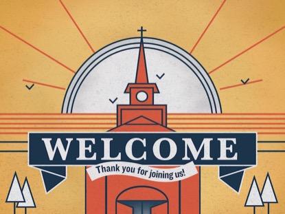 CLASSIC CHURCH WELCOME